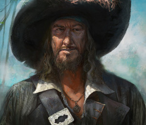 Pirates of the Caribbean which is the best picture of Hector Barbossa?