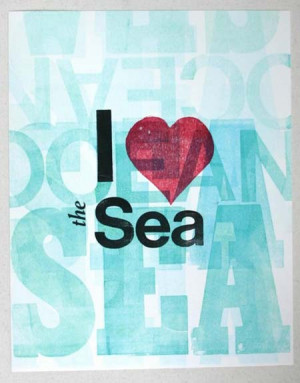 love the sea
