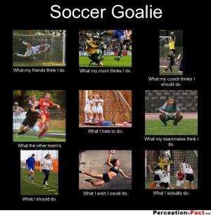 Frabz Soccer Goalie What...