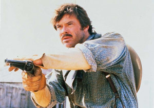 Jake Spoon (Robert Urich) in Larry McMurtry's LONESOME DOVE, available ...