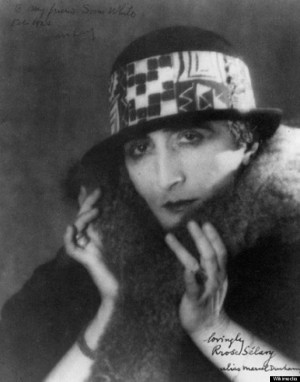 Rose Sélavy (Marcel Duchamp). 1921. Photograph by Man Ray. Art ...