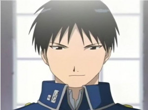 Roy Mustang Images