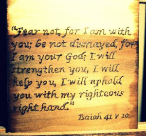 Bible Verses for Hard Times