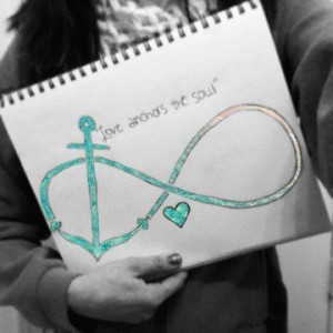 Infinity& anchors