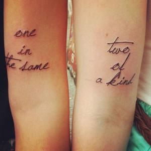 cousin tattoos