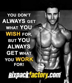 Love this motivational quote! : You don't always get what you wish ...