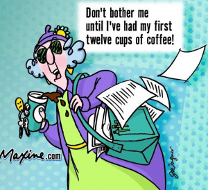 dont bother me till ive had my coffee funny quotes quote coffee lol ...