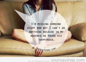 Images of Missing Someone But Moving On Quotes