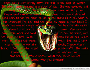 Snakes In The Grass 1