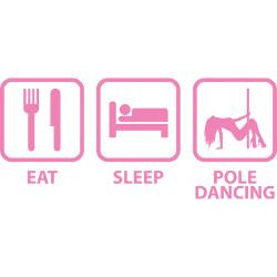 eat_sleep_pole_dancing_greeting_card.jpg?height=250&width=250 ...