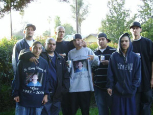 The Westside Gang Homies Picture