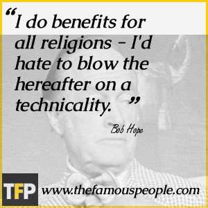 Bob Hope Biography
