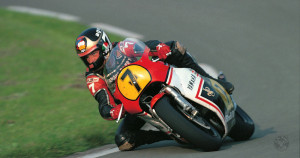 The Iron Man - Barry Sheene