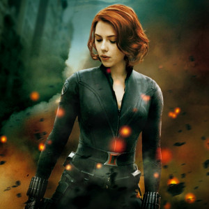 Scarlett Johansson in Avengers Age of ultron | Avengers 2 Black Widow