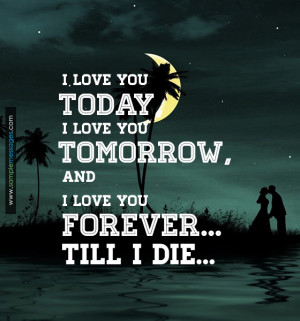 Love Quotes For Him Romantic Good Night