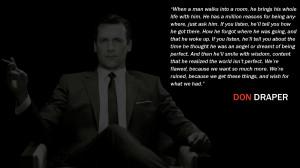 mad men don draper quotes