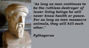 Pythagoras quotes 2