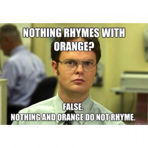 Facts by Dwight Schrute