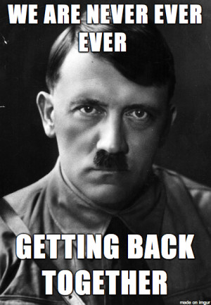 Taylor Swift Hitler Quotes