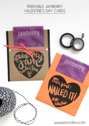 love making printables for your guys - especially Valentine's Day ...