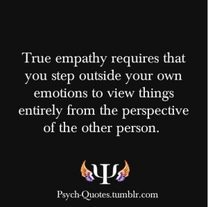 Empathy+Quotes | Via Kevin Johnson