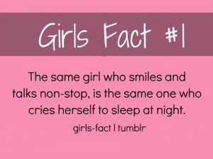 Dear Friends now i will update a fact file about the girls thinking on ...