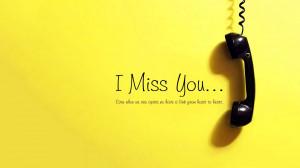 Miss You Minion