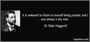 Quotes About Being Shy And Quiet