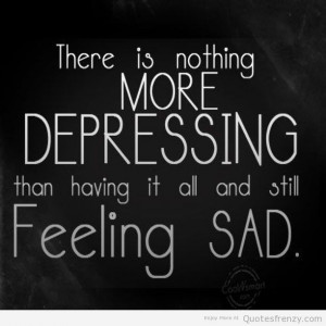 Crying Depression Quotes
