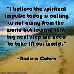 the spiritual impulse #quotes
