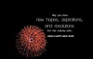 25+ Enchanting New Years Quotes