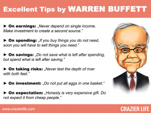 Warren Buffett Quotes HD Wallpaper 5