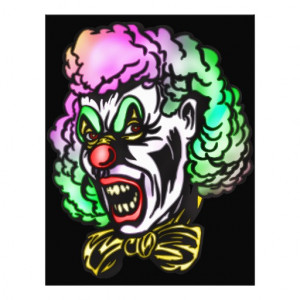 scary clown quotes