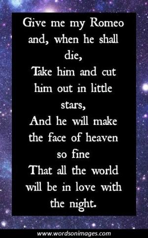 Juliet quotes