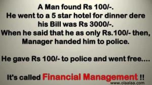 Financial Management-jokes