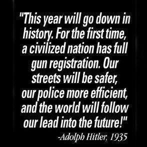 hitler s anti gun quote
