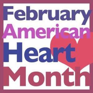American Heart Month Clip Art
