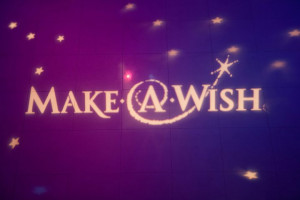 Make A Wish Foundation Event Logo