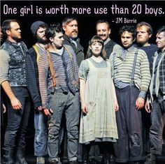 ... girl is worth more use than 20 boys.