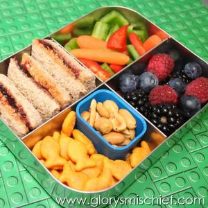 Kids School Lunch Healthy Ideas From Glorysmischiefcom picture