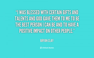being blessed by god quotes
