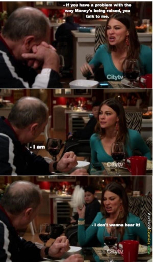Modern family quotes, fun, relationships, sayings, pics