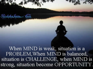 Mind Quotes, Opportunity Quotes, Challenge Quotes, Emotional Wellness ...