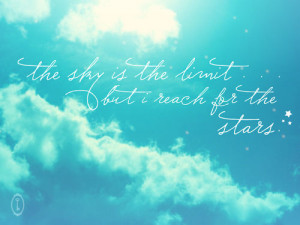 Stars in the Sky Quotes