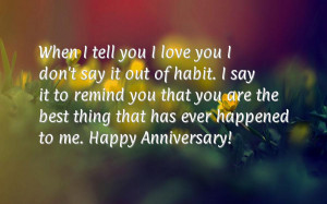 Happy Anniversary Quotes Couple