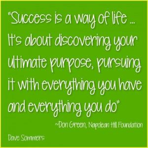 Personal Development...