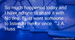 Top Quotes About Want Someone