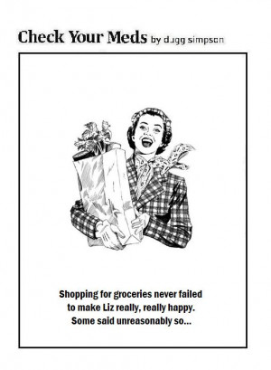 is shopping a mental illness?