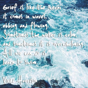 Missing You: 22 Honest Quotes about Grief