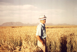 Norman Borlaug: A Man Without Compare